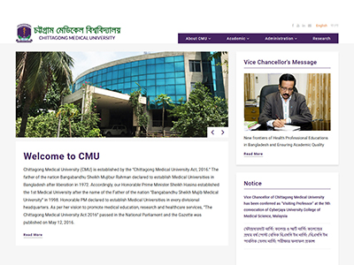 Chittagong Medical University